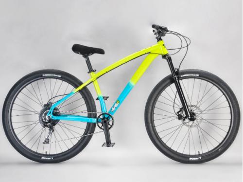 2020 Mafia Bike Lucky 6 STB Teal