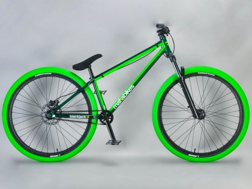 Mafia Bike Blackjack D Green