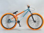Mafia Bike Blackjack D Grey/Orange