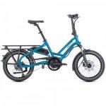 Tern HSD P9 Cargo E-Bike Blue
