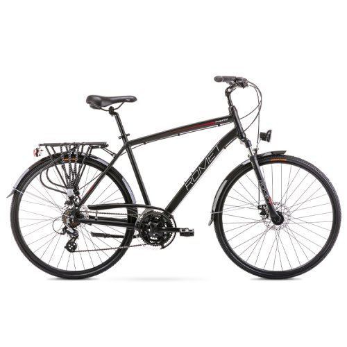 Romet WAGANT 2 BLACK Hybrid City bike