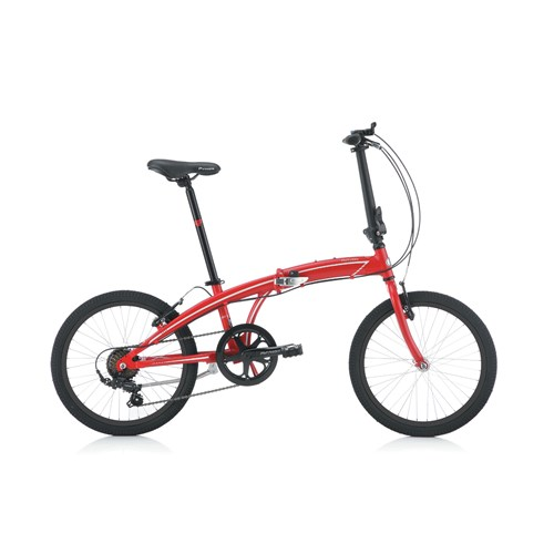 Python F1 Alloy Folding Bike