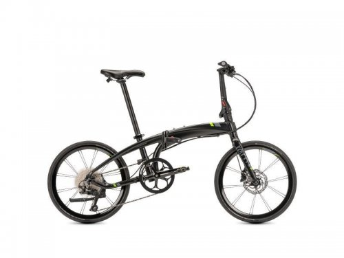 """Tern Verge P10 Satin Black 20"""" Folding Bike"""
