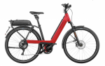 Riese and Muller Nevo3 GT Vario 47cm Red 625Wh GX Kiox