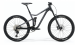 2021 Merida One-Forty 600 Black/Silver
