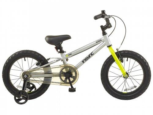 De Novo Asteroid 16 Childs bike