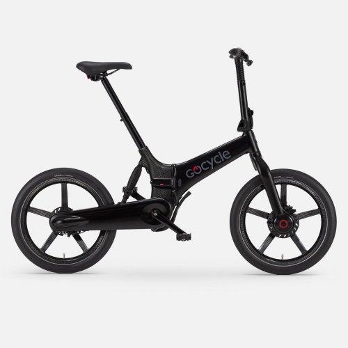 Gocycle G4i+ Carbon Wheels