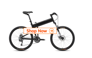 Montague Folding MTB Bikes Fudgescyclestores
